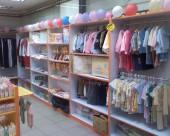 服装展柜6