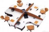 办公桌屏风系列1