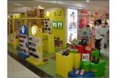 童鞋展柜10