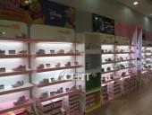 童鞋展柜展架