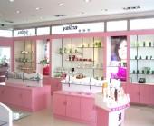 化妆品展柜22