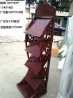 实木资料架65规格L500*W400*H1740